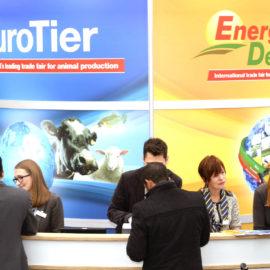 Спеціалісти «Зоотехцентру» відвідали  міжнародну виставку «Euro Tier 2018»